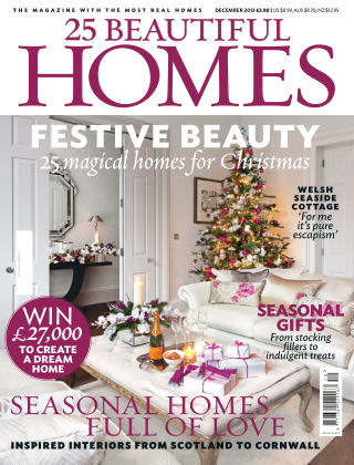 25 Beautiful Homes December 2013