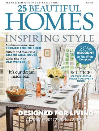 25 Beautiful Homes May 2014
