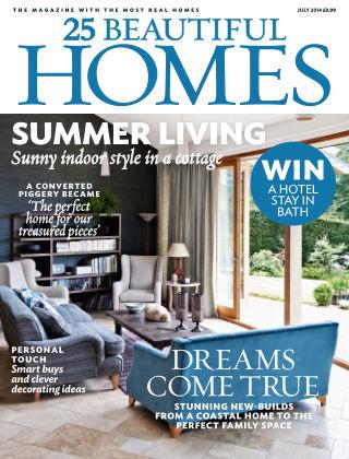 25 Beautiful Homes July 2014