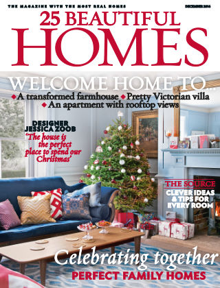 25 Beautiful Homes December 2014