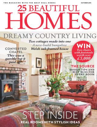 25 Beautiful Homes October 2015