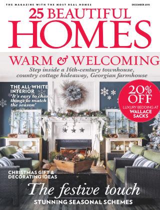25 Beautiful Homes December 2015