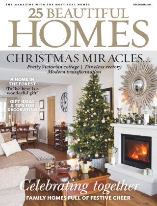 25 Beautiful Homes December 2016