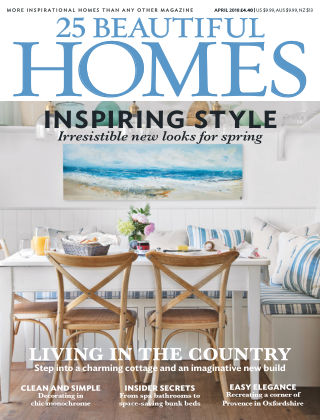 25 Beautiful Homes Apr 2018