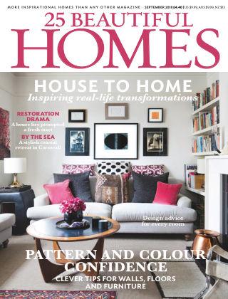 25 Beautiful Homes Sep 2018