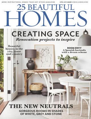 25 Beautiful Homes Apr 2019