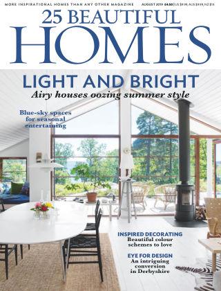 25 Beautiful Homes Aug 2019