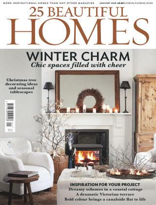 25 Beautiful Homes Jan 2020