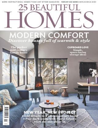 25 Beautiful Homes Feb 2020