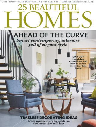 25 Beautiful Homes Mar 2020