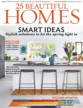 25 Beautiful Homes Apr 2020