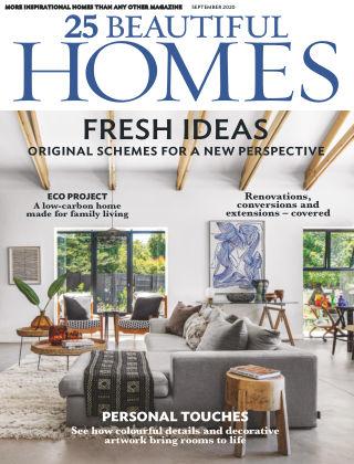 25 Beautiful Homes September 2020