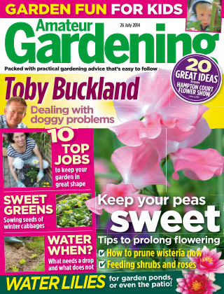 Amateur Gardening 26th July 2014