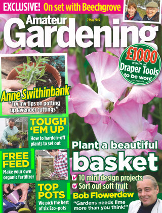 Amateur Gardening 2nd May 2015