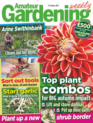 Amateur Gardening 17th October 2015