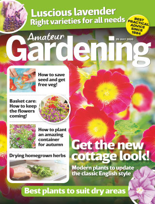 Amateur Gardening 25th July 2020