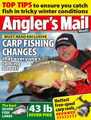Angler's Mail 21st January 2014
