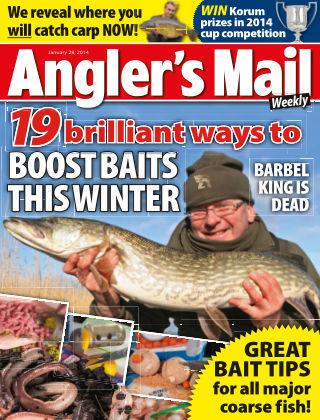 Angler's Mail 28 January 2014