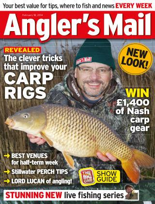 Angler's Mail 18 February 2014