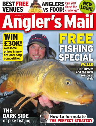 Angler's Mail 4 March 2014