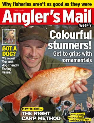 Angler's Mail 8th April 2014