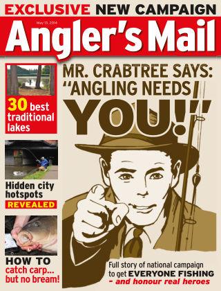 Angler's Mail 13th May 2014