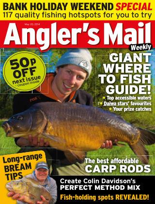 Angler's Mail 20th May 2014
