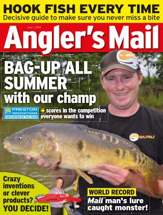 Angler's Mail 1st July 2014