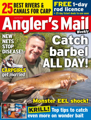 Angler's Mail 15th July 2014