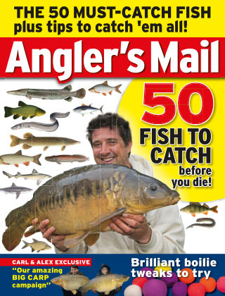 Angler's Mail 22nd July 2014