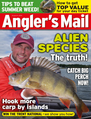 Angler's Mail 5th August 2014