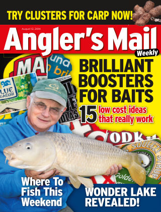 Angler's Mail 12th August 2014