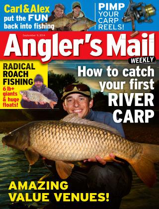 Angler's Mail 9th September 2014