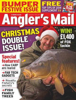Angler's Mail 16th December 2014