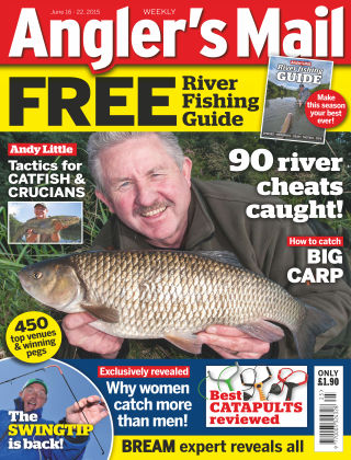 Angler's Mail 16th June 2015