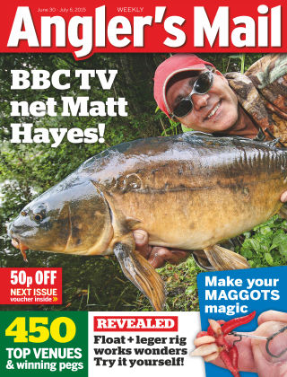 Angler's Mail 30th June 2015