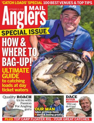 Angler's Mail 15th September 2015