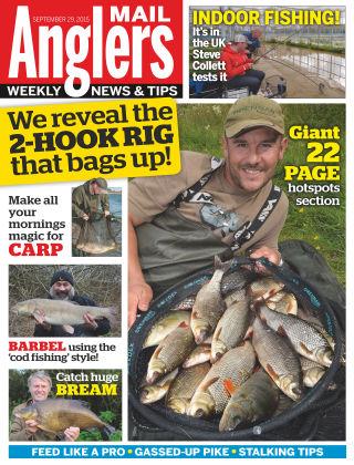 Angler's Mail 29th September 2015