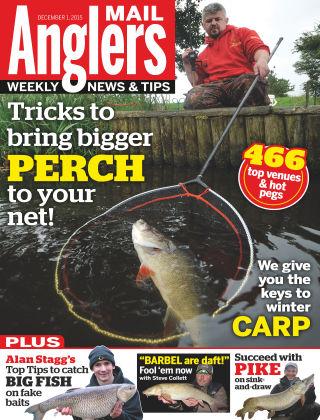 Angler's Mail 1st December 2015