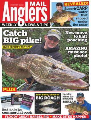 Angler's Mail 8th December 2015