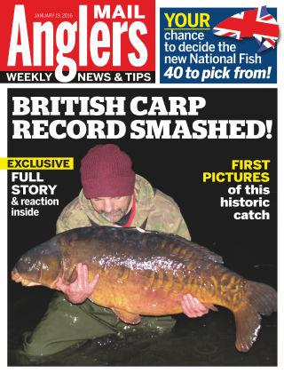 Angler's Mail 19th January 2016