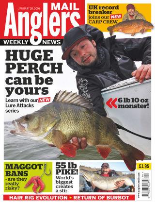 Angler's Mail 26th January 2016