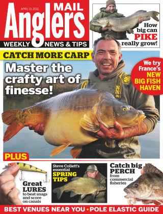 Angler's Mail 19th April 2016