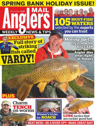 Angler's Mail 24th May 2016