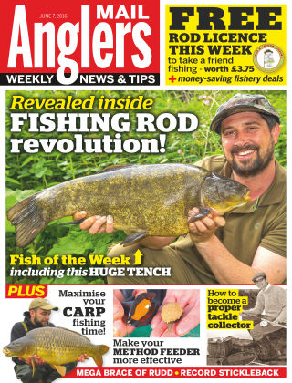 Angler's Mail 7th June 2016