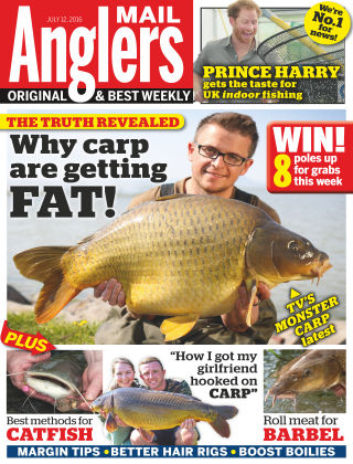 Angler's Mail 12th July 2016