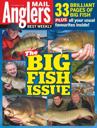 Angler's Mail 20th September 2016