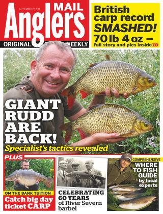 Angler's Mail 27th September 2016