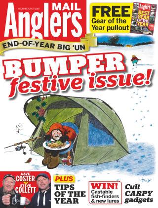Angler's Mail 20th December 2016