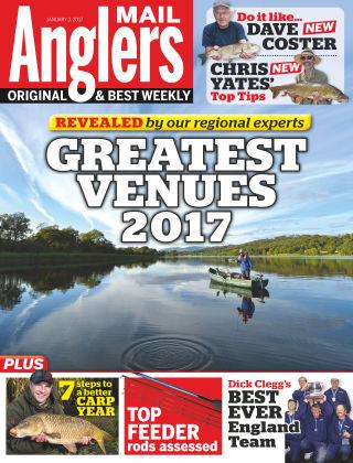 Angler's Mail 3rd January 2017